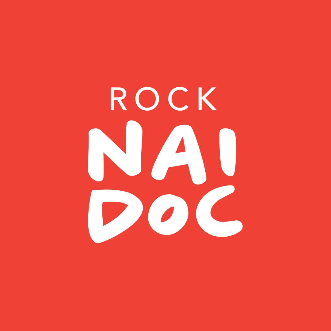 Rock NAIDOC | Branding