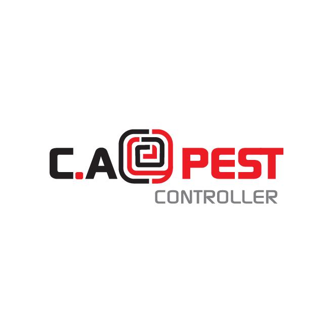 CA Pest Controller Rockhampton Business Logo Design | FMSTUDIOS
