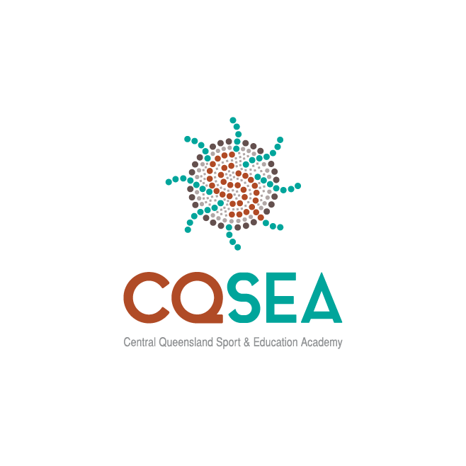 CQSEA - Central Queensland Sport & Education Academy Logo Design | FMSTUDIOS