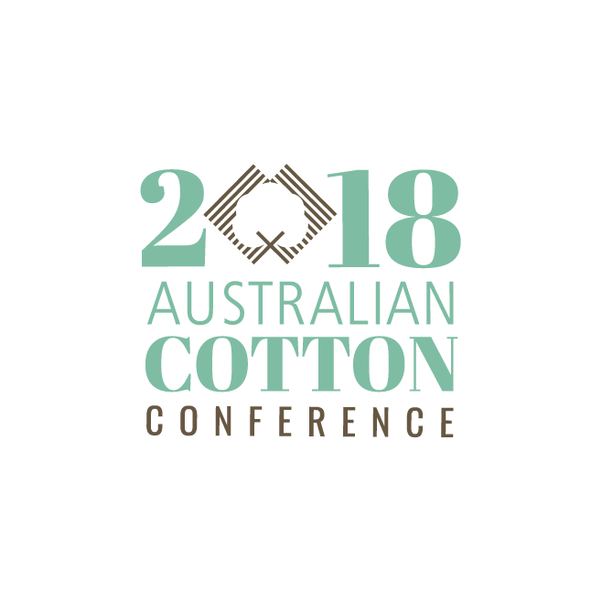 2018 Australian Cotton Conference Gold Coast Logo Design | FMSTUDIOS