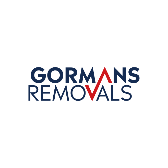 Gormans Removals Rockhampton and Brisbane Logo Design | FMSTUDIOS