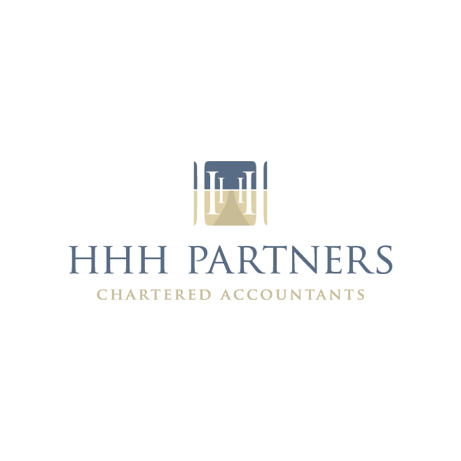 HHH Partners - Chartered Accountants Rockhampton Logo Design | FMSTUDIOS