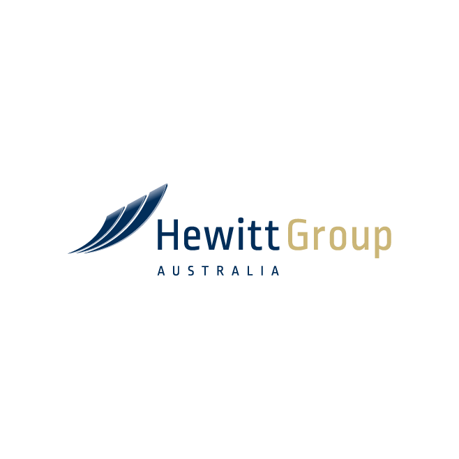 Hewitt Group Australia Logo Design | FMSTUDIOS