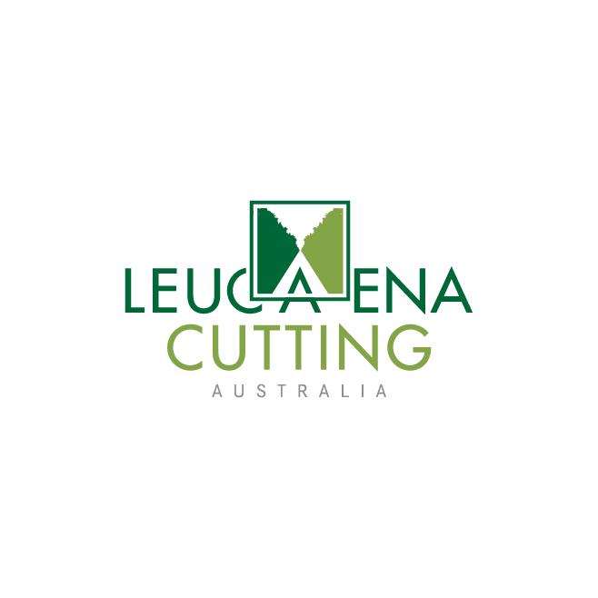 Leucaena Cutting Australia Wandal Business Logo Design | FMSTUDIOS