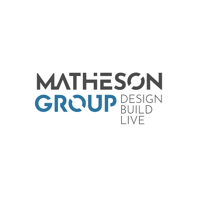 Matheson Group Rockhampton Logo Design | FMSTUDIOS