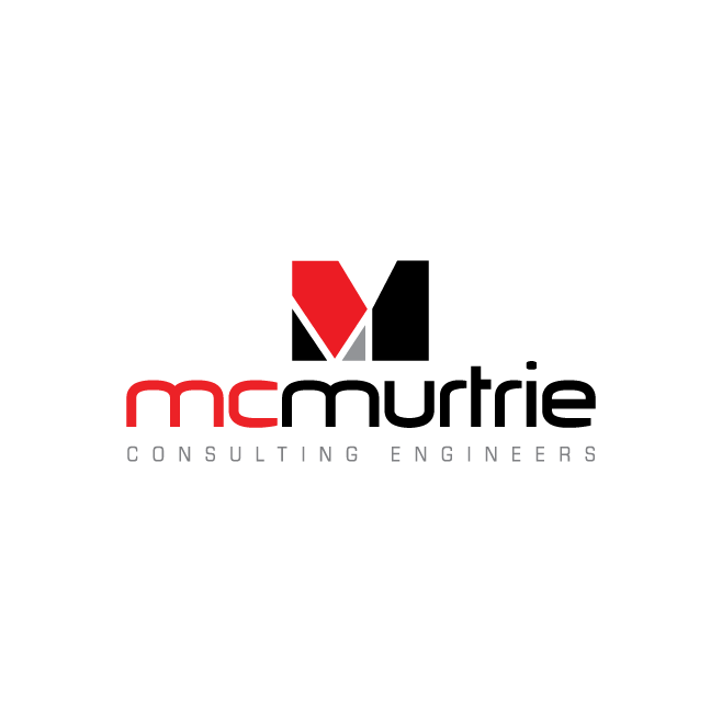 McMurtrie Consulting Engineers Rockhampton Logo Design | FMSTUDIOS