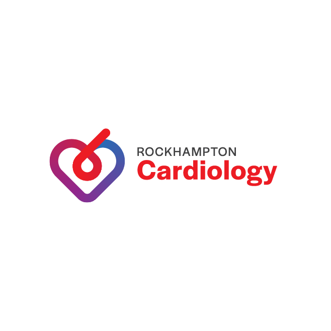 Rockhampton Cardiology Business Logo Design | FMSTUDIOS