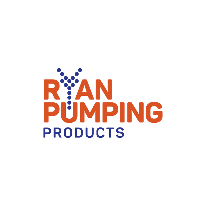 Ryan Pumping Products Rockhampton Logo Design | FMSTUDIOS