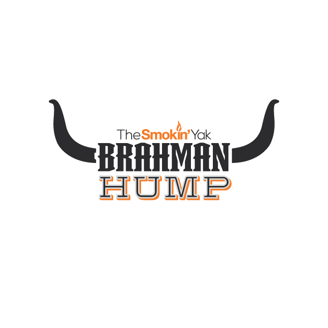 The Smokin Yak - Brahman Hump Logo Design | FMSTUDIOS