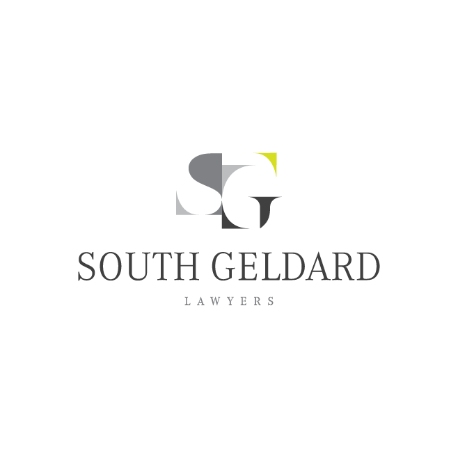 South Geldard Lawyers Rockhampton Logo Design | FMSTUDIOS