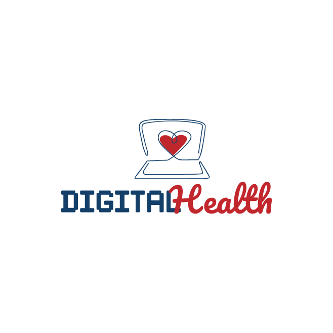 CQ Digital Health Logo Design | FMSTUDIOS