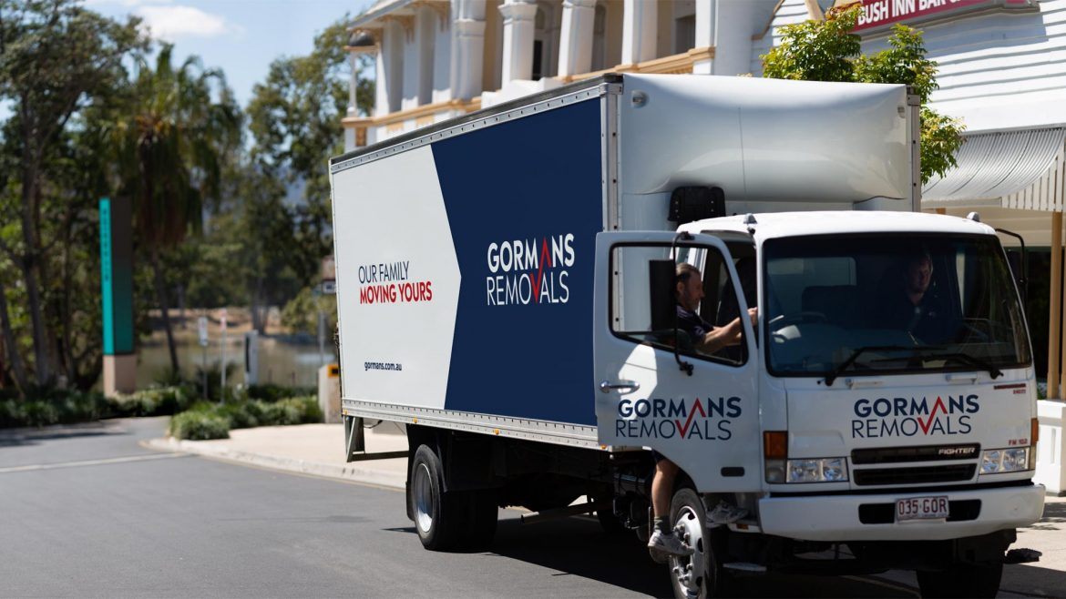 Gormans Removals | Photography