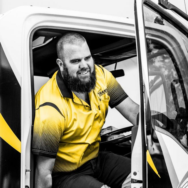 Transit Couriers & Warehousing North Rockhampton, capability statement photography Photography | FMSTUDIOS