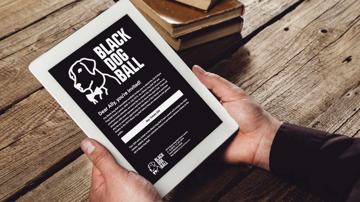 Black Dog Ball | Digital & Social