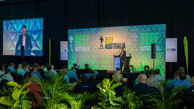 Beef Australia 2021 Expo design