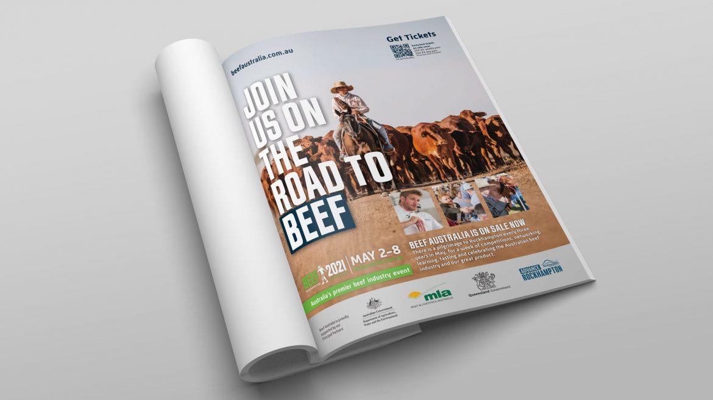 Beef Australia Magazine Advertising Rockhampton