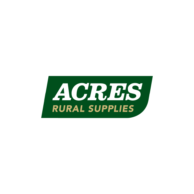 ACRES Rural Supplies Logo Design | FMSTUDIOS