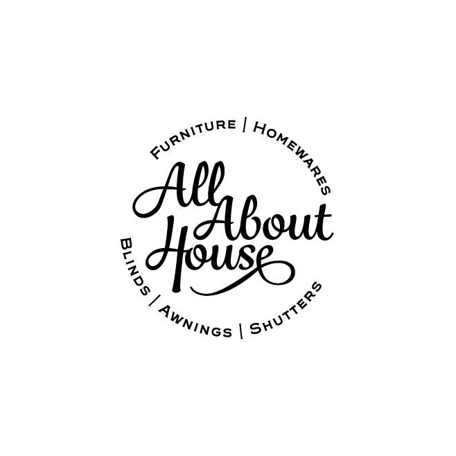 All About House Rockhampton Logo Design | FMSTUDIOS