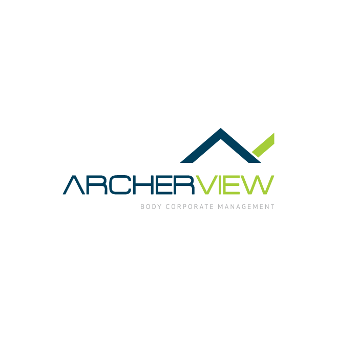 Archerview Body Corporate Management Logo Design | FMSTUDIOS