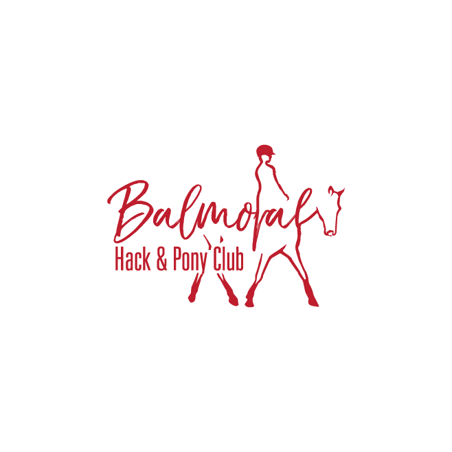 Balmoral Hack & Pony Club Logo Design | FMSTUDIOS