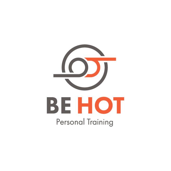 Be Hot Personal Training Rockhampton Business Logo Design | FMSTUDIOS