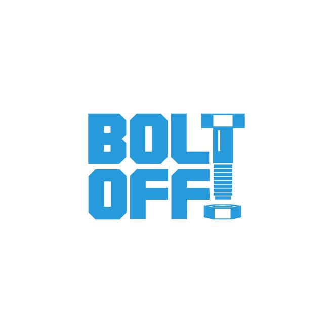 Bolt Off Business Logo Design | FMSTUDIOS
