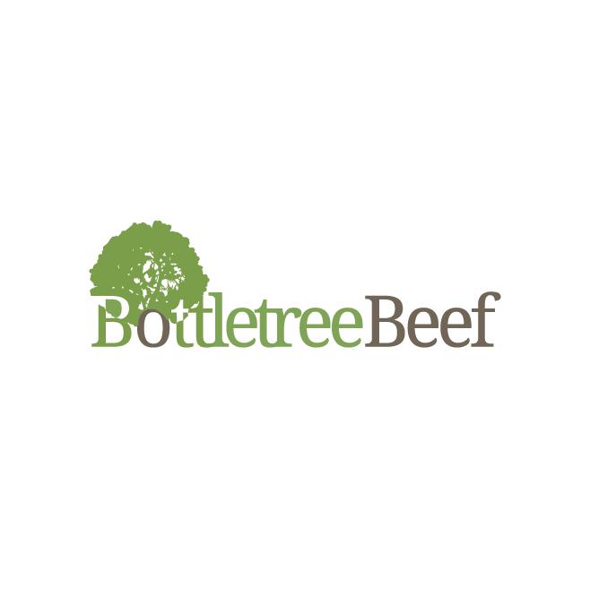 Bottletree Beef Business Logo Design | FMSTUDIOS