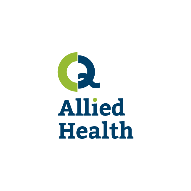 CQ Allied Health Logo Design | FMSTUDIOS
