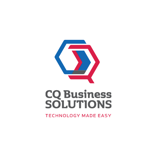 CQ Business Solutions Logo Design | FMSTUDIOS