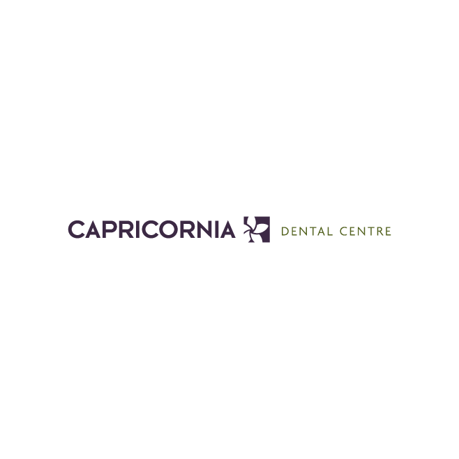 Capricornia Dental Centre Logo Design | FMSTUDIOS