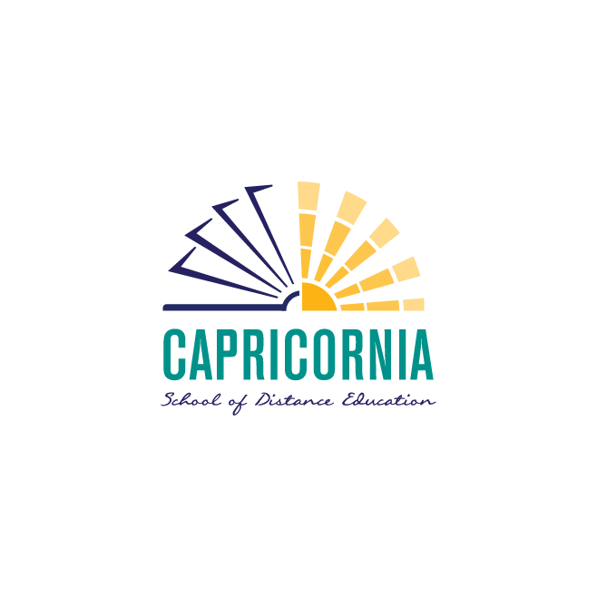 Capricornia School of Distance Education Logo Design | FMSTUDIOS