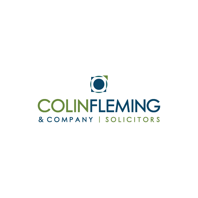 Colin Fleming Logo Design | FMSTUDIOS