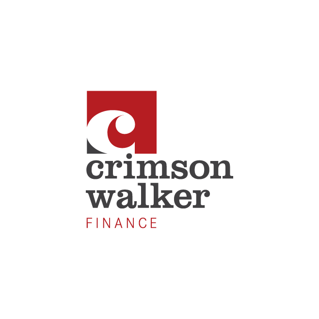 Crimson Walker Finance Logo Design | FMSTUDIOS