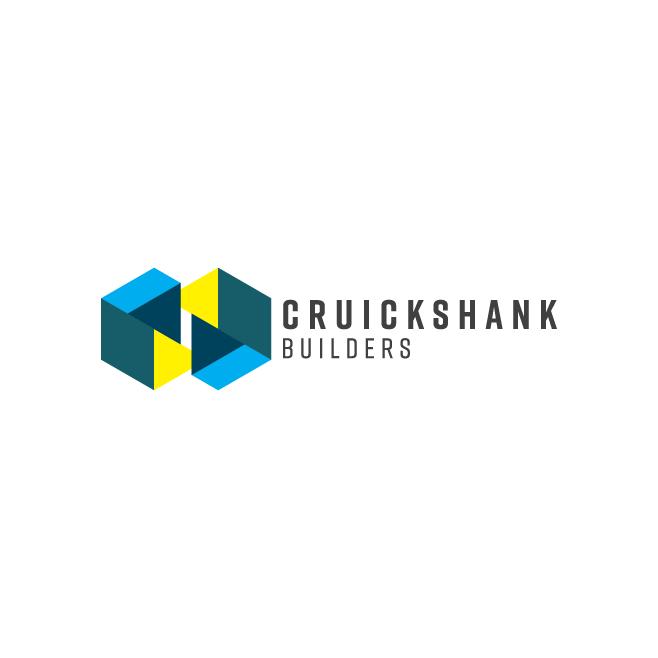 Cruickshank Builders Business Logo Design | FMSTUDIOS