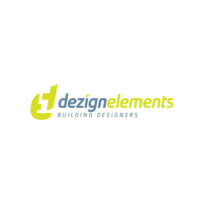 Dezign Elements - Building Designers Logo Design | FMSTUDIOS