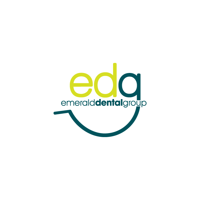 Emerald Dental Group Logo Design | FMSTUDIOS