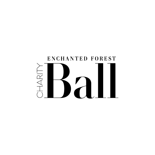 Enchanted Forest Ball Logo Design | FMSTUDIOS