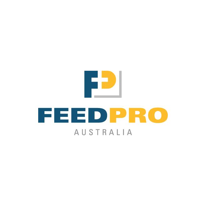 FeedPro Australia Rockhampton Business Logo Design | FMSTUDIOS