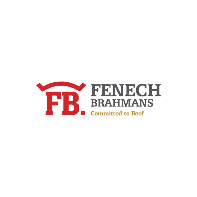Fenech Brahmans Business Logo Design | FMSTUDIOS