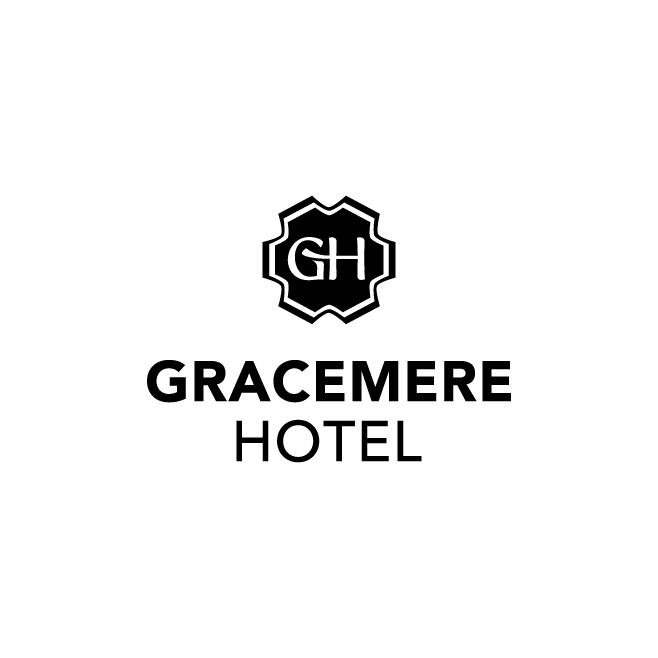 Gracemere Hotel Business Logo Design | FMSTUDIOS