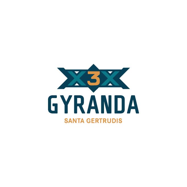 Gyranda Santa Gertrudis Business Logo Design | FMSTUDIOS