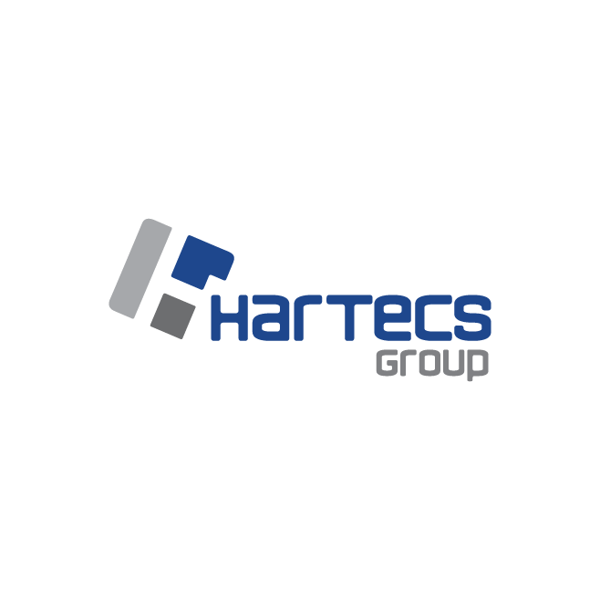 Hartecs Group Logo Design | FMSTUDIOS