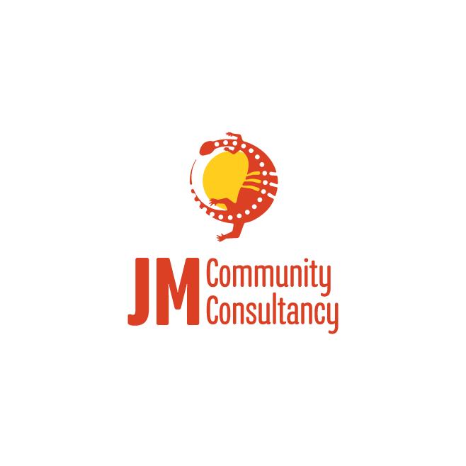 JM Community Consultancy Business Logo Design | FMSTUDIOS