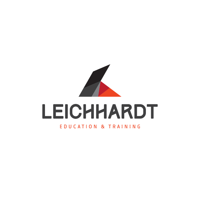 Leichhardt Education & Training Logo Design | FMSTUDIOS