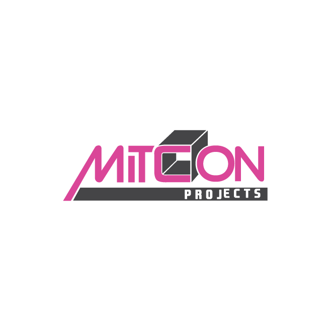 Mitcon Projects Logo Design | FMSTUDIOS