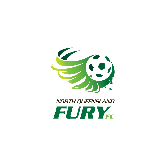 North Queensland Fury Logo Design | FMSTUDIOS