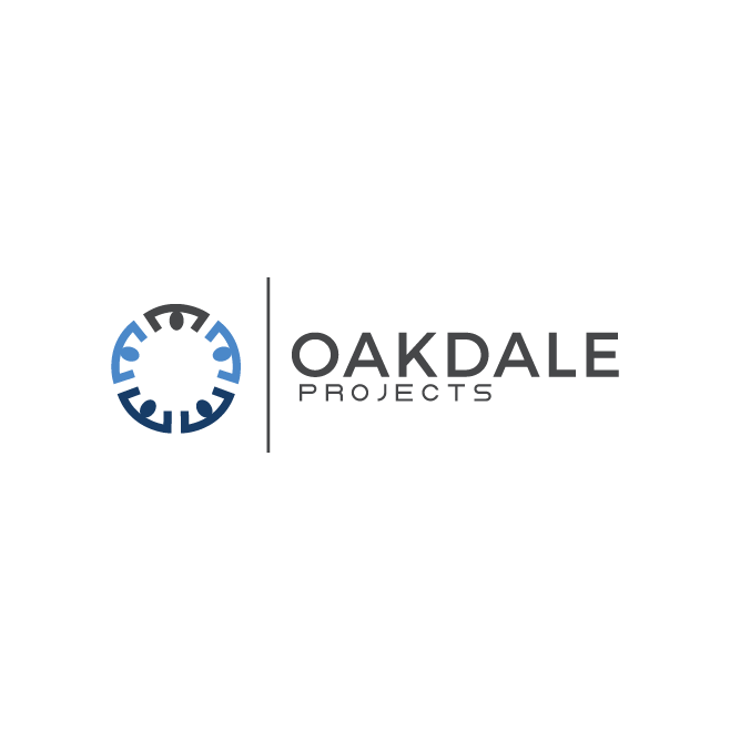 Oakdale Projects Business Logo Design | FMSTUDIOS