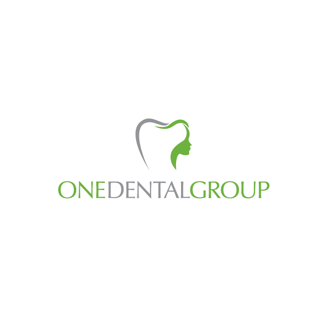 One Dental Group Logo Design | FMSTUDIOS