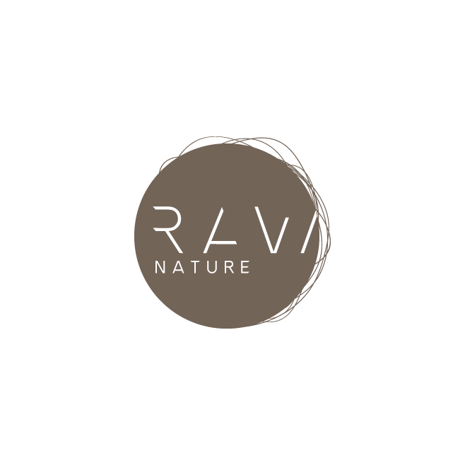 RAW Nature Logo Design | FMSTUDIOS