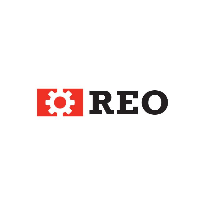 REO Business Logo Design | FMSTUDIOS